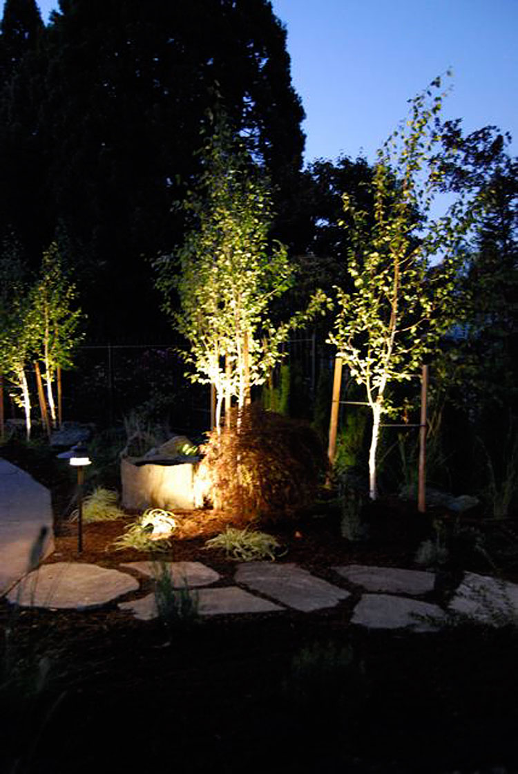 Outdoor Lighting Services In Oregon, Night Lighting Services In Eugene,  Oregon And Surrounding Areas.